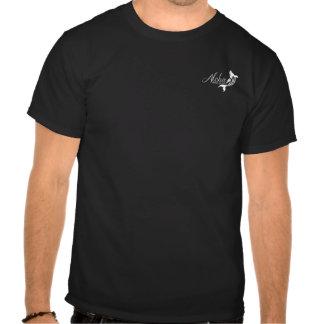 Ballena de las islas de Hawaii de la hawaiana Camiseta