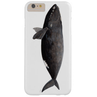 Ballena franca de Atlántico Funda Barely There iPhone 6 Plus