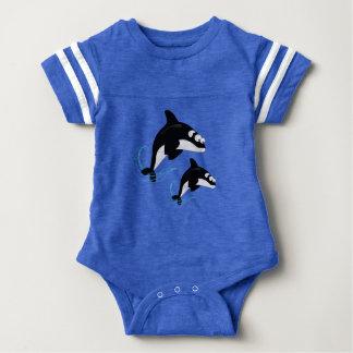 ballenas body para bebé