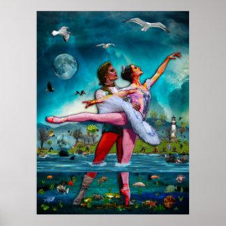 Ballet de la luna azul una ficción completa impresiones