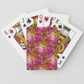 Ballet de la primavera… baraja de cartas