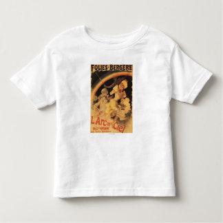 ballet L'Arc-en-Ciel en Folies-Bergere Camiseta