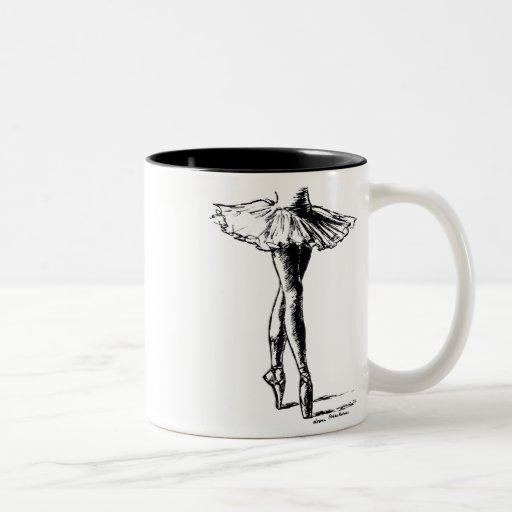 Ballet Tazas De Café