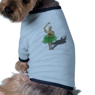 BalletPose122410 Camiseta De Perrito