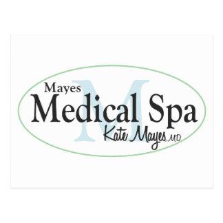 Balneario médico de Mayes Postal
