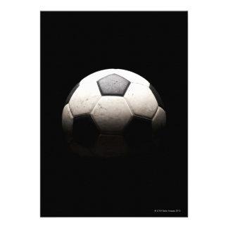 Balón de fútbol 3 comunicados