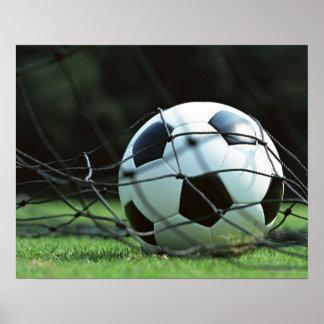 Balón de fútbol 3 impresiones
