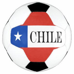 Resultado de imagen para bandera chilena futbol