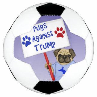 Balón De Fútbol Barros amasados contra el triunfo