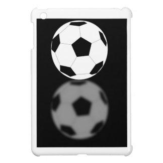Balón de fútbol fresco de la diversión con la fan