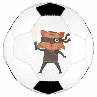 Balón De Fútbol Fútbol de Ninja