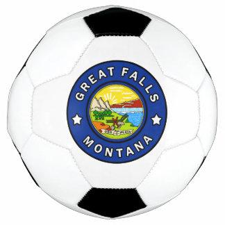 Balón De Fútbol Great Falls Montana