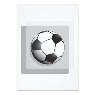 Balón de fútbol comunicados