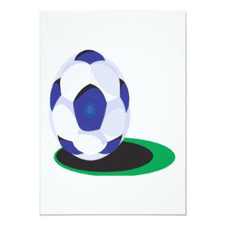 Balón de fútbol comunicado personalizado