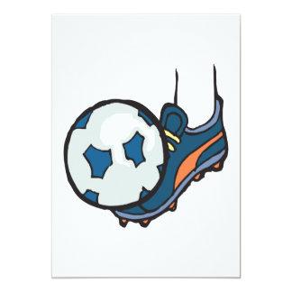 Balón de fútbol anuncio personalizado