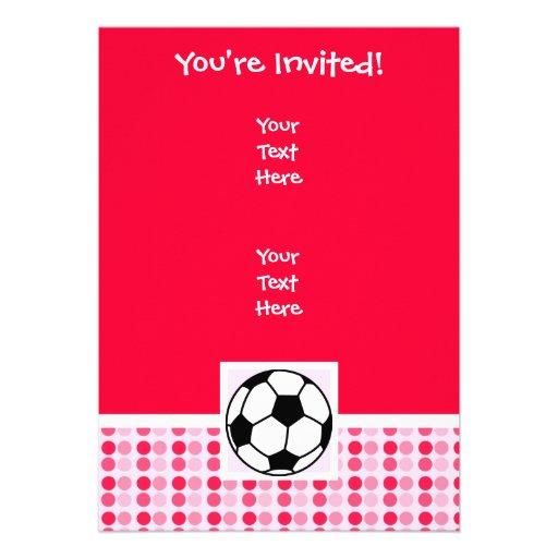 Balón de fútbol lindo comunicados