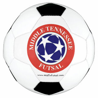 Balón de fútbol medio de Tennessee Futsal