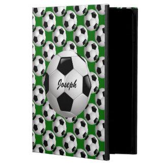 Balón de fútbol personalizado en modelo del fútbol