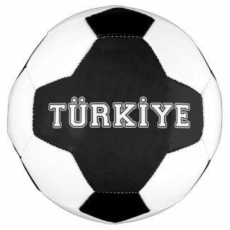 Balón De Fútbol Türkiye