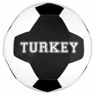 Balón De Fútbol Turquía
