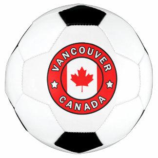 Balón De Fútbol Vancouver Canadá