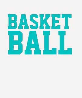 Baloncesto apilado camisetas