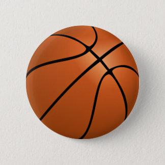 baloncesto (bola) chapa redonda de 5 cm