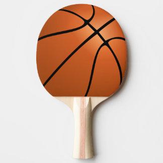Baloncesto (bola) pala de ping pong