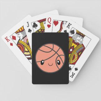 Baloncesto de Emoji Barajas De Cartas