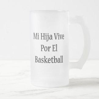 Baloncesto del EL del MI Hija Vive Por Taza