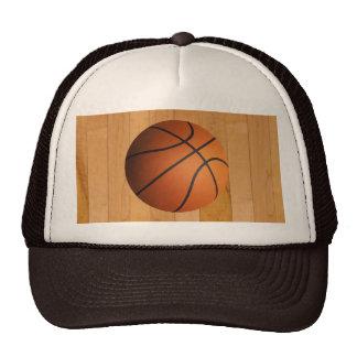 Baloncesto - efecto 3D Gorra