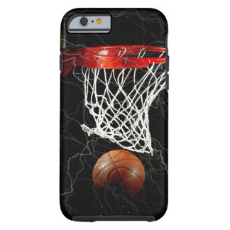 Baloncesto Funda De iPhone 6 Tough