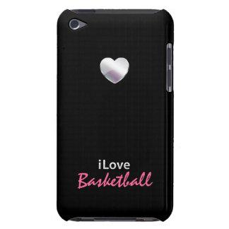 Baloncesto lindo iPod touch funda
