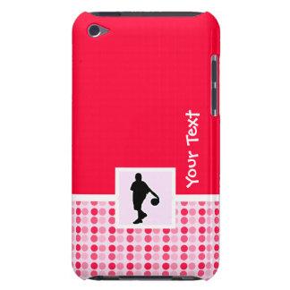 Baloncesto lindo iPod touch cárcasa