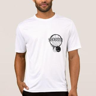 Baloncesto: Pistola contra fabricante Camiseta