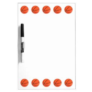 Baloncesto Pizarra Blanca