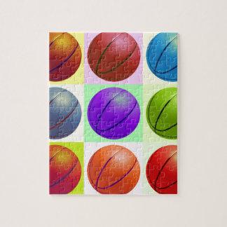 Baloncesto Puzzle Con Fotos