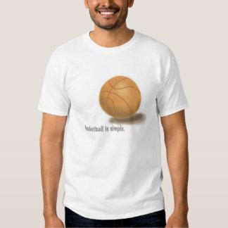 Baloncesto style-1 (2-sided) camisas