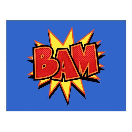 Bam-3 Postal