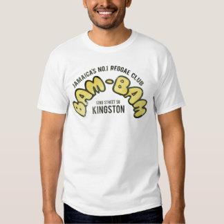 Bam-Bam Camisas