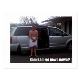 Bam Bam Postal