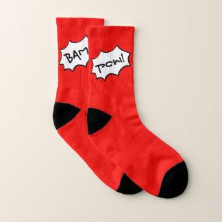Bam, calcetines del prisionero de guerra