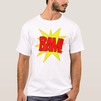 ¡Bam! Camiseta