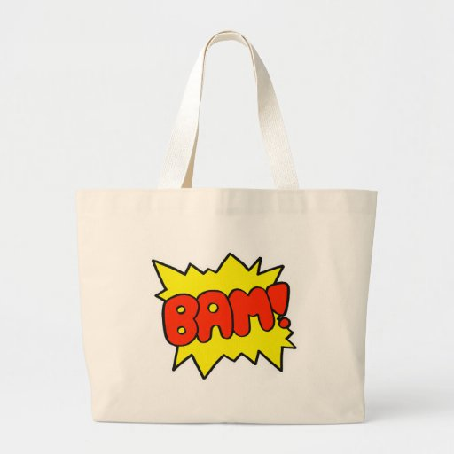 ¡'Bam cómico! ' Bolsa