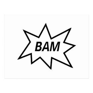 ¡Bam! Postal