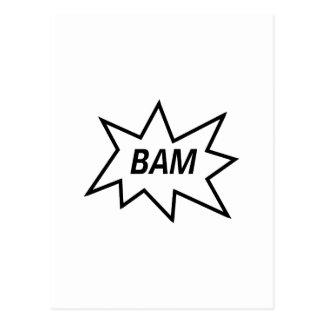 ¡Bam Postales