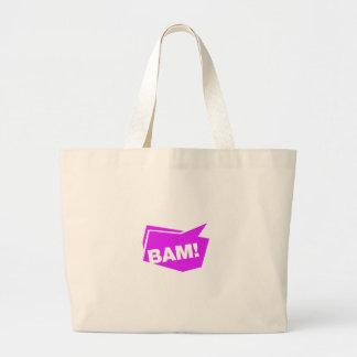 ¡BAM! violett Bolsas De Mano