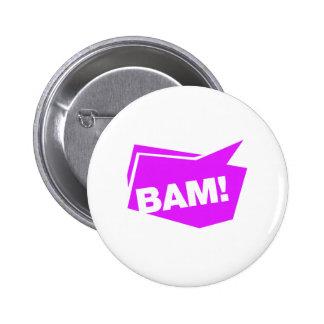 ¡BAM violett Pins