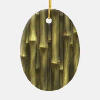 Bambú - adorno para reyes