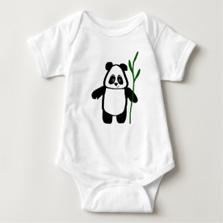 Bambú el mameluco de la enredadera del bebé de la camiseta